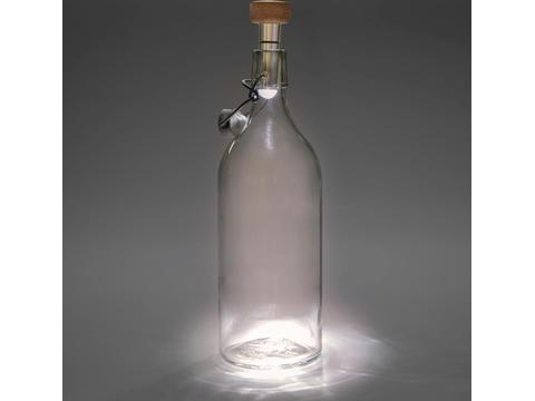 Aurora bottle light