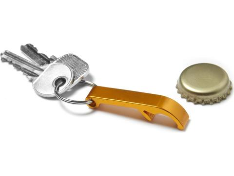 Key holder and bottle opener