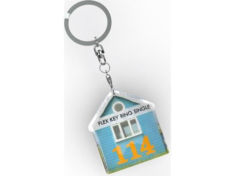 Porte-clés Flex Single