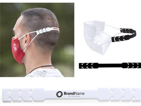 Flexibele siliconen band voor gezichtmaskers