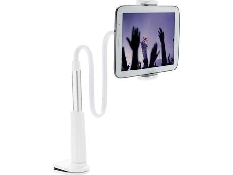 Flexibele telefoon- en tablethouder