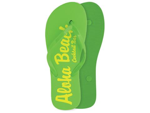 Flip Flop slippers promo