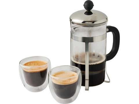 Franse persset voor koffie - 600 ml