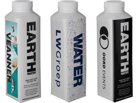 FSC kartonnen waterfles - 500 ml
