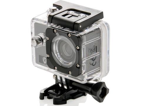 Swiss Peak action camera set