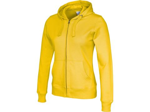 Full Zip Hoody cottoVer Fairtrade
