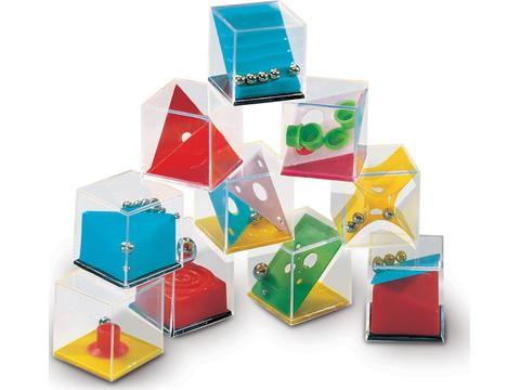 Assorted puzzle games