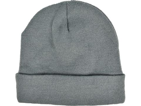 Knitted Hat with fleece