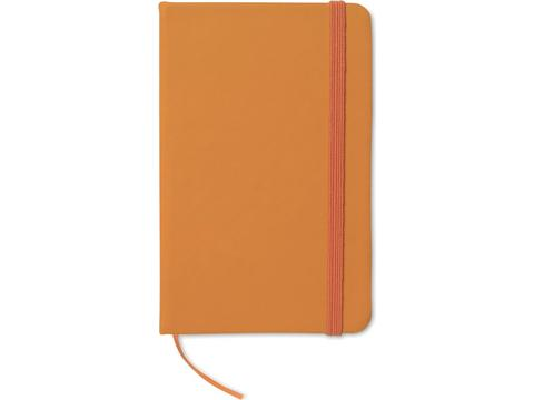 Gelinieerd A6 notitieboekje