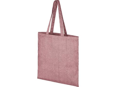 Sac shopping en coton recyclé 210 gr/m2 Pheebs