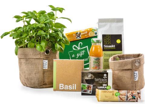 Geschenkpakket Bio Basic