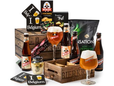 Geschenkpakket Lekker Belgisch