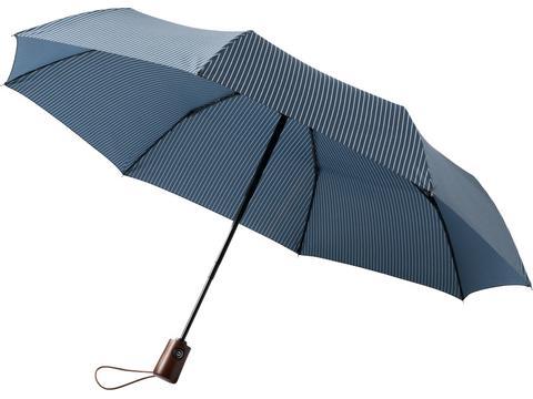Gestreepte opvouwbare paraplu - Ø98 cm