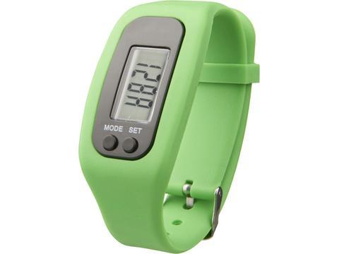 Get-Fit pedometer smart watch