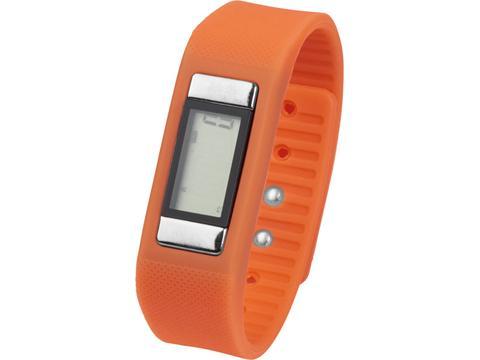 Get-Fitter pedometer activity watch