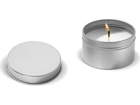 Scented candle round
