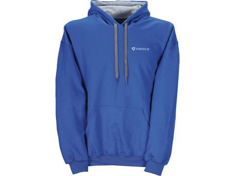 Heavy Blend Contrast Hooded Sweatshirt