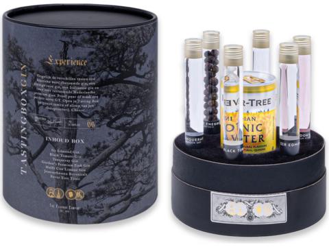 Gin & tonic tasting box