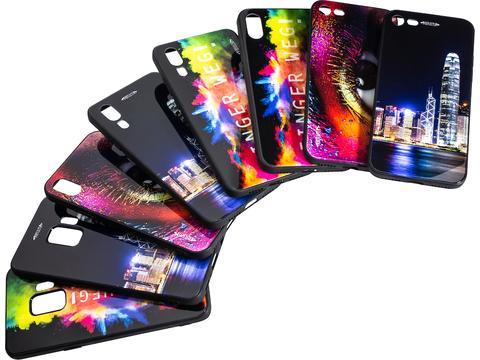 Glazen smartphone covers