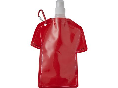 Goal football jersey water bag