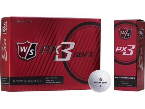Golfbal Wilson PX3 Soft