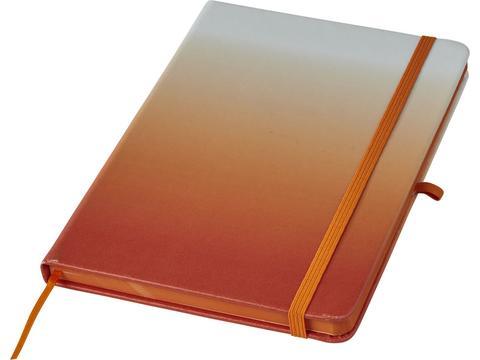 Gradient A5 formaat notitieboekje
