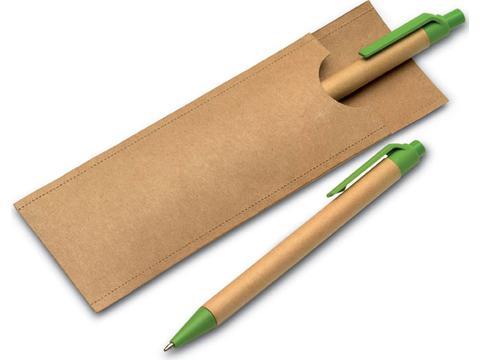 Set porte-mine et stylo bille