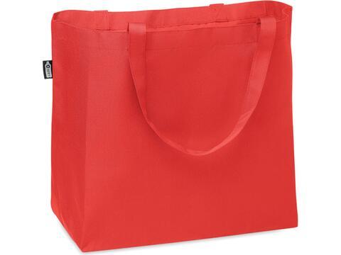 600D RPET large shopping bag