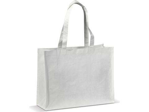 Paper woven carriebag