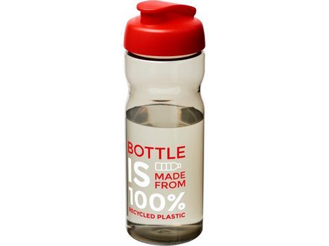 H2O Eco sportfles met kanteldeksel - 650 ml