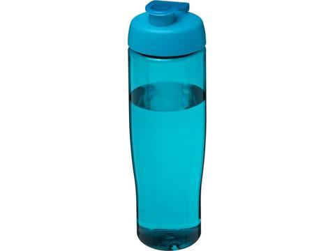 Bouteille de sport H2O Tempo® 700 ml avec couvercle à clapet
