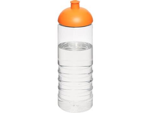 H2O Treble sportfles met koepeldeksel - 750 ml