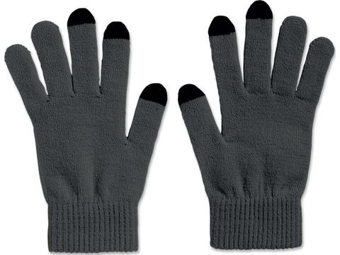 Tactile gloves for smartphones