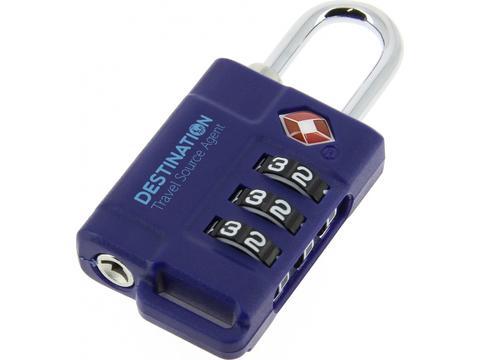 Cadenas TSA Lock