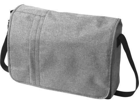 Heathered 15.6'' Computer Messenger Bag