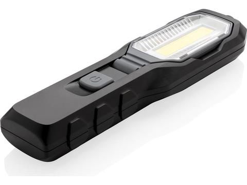 Heavy duty work light with COB