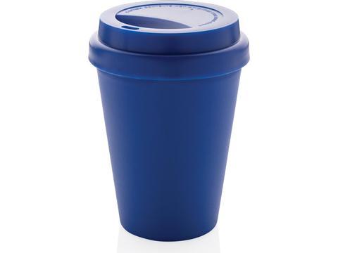 Mug en PP recyclable à double paroi - 300ml