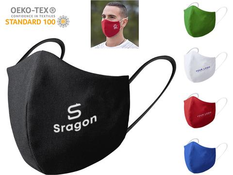 Reusable hygienic mask
