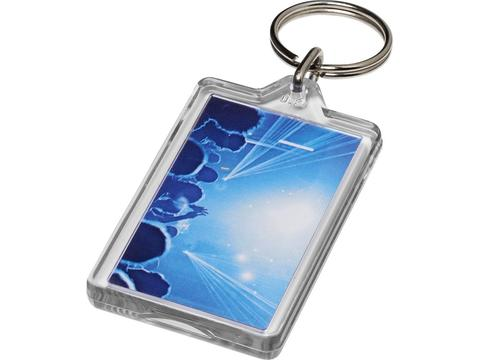 Luken reopenable keychain