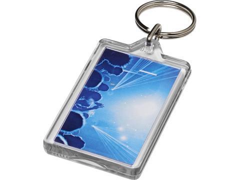 Luken reopenable keychain