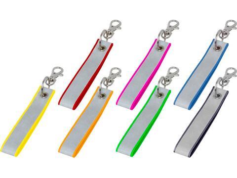 Holger reflecterende sleutelhanger of rugzak hanger