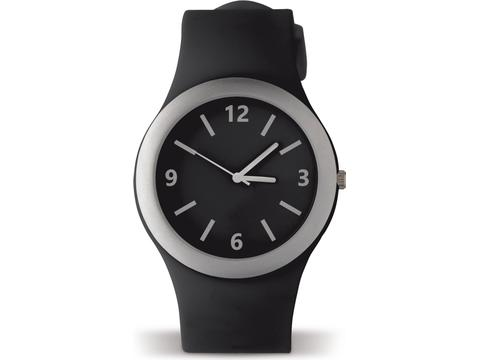 Horloge flash