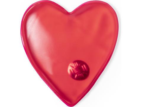 Hot & cold pack in hartvorm