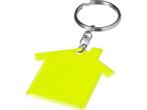 Huis sleutelhanger