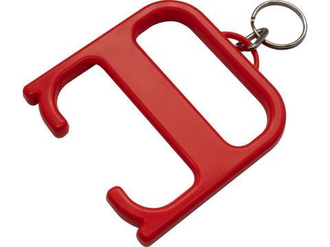 Poignée hygiène avec porte-clés