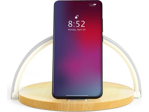 2 in 1 touch bedside lamp