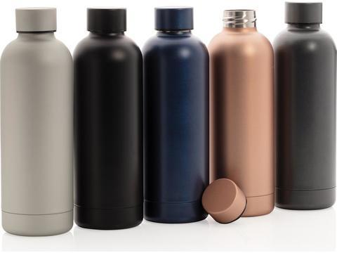 Bouteille isotherme en acier IMPACT - 500 ml