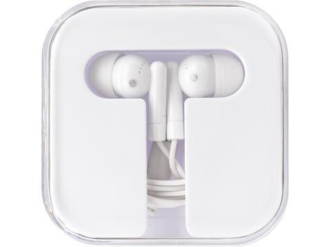 In-ear oordopjes