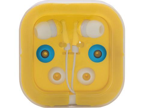 In-ear oortelefoontjes