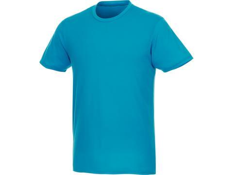 Jade gerecycled heren t-shirt met korte mouwen